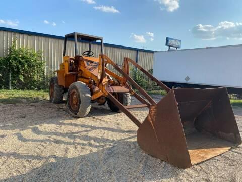 1979 Case IH  w14 wheel loader for sale at Dallas Auto Drive in Dallas TX
