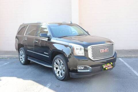 2016 GMC Yukon for sale at El Patron Trucks in Norcross GA