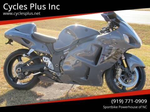 2007 Suzuki Hayabusa for sale at Cycles Plus Inc in Garner NC