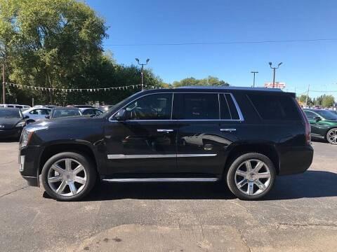 2015 Cadillac Escalade for sale at Car Zone in Otsego MI