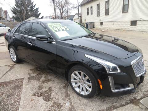 2014 Cadillac CTS for sale at Uno's Auto Sales in Milwaukee WI
