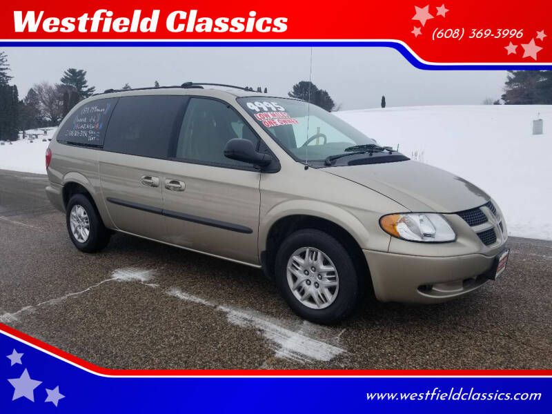2003 Dodge Grand Caravan for sale at Westfield Classics in Westfield WI