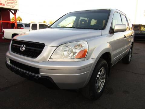 2004 Honda Pilot for sale at Van Buren Motors in Phoenix AZ