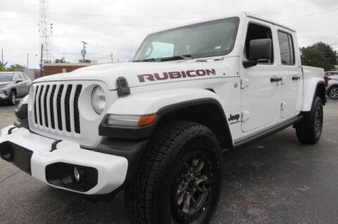 2020 Jeep Gladiator for sale at Eddie Auto Brokers in Willowick OH