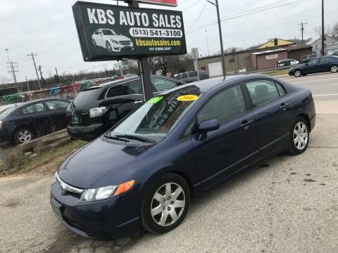 2006 Honda Civic for sale at KBS Auto Sales in Cincinnati OH
