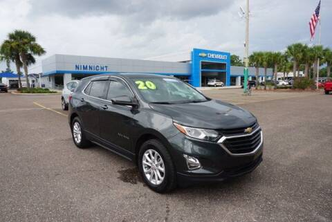 2020 Chevrolet Equinox for sale at WinWithCraig.com in Jacksonville FL