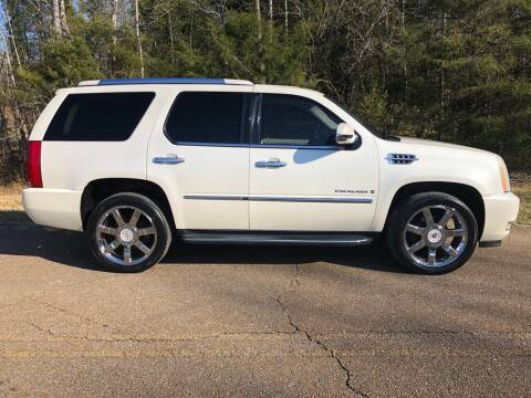 2008 Cadillac Escalade for sale at Monroe Auto's, LLC in Parsons TN