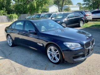 2013 BMW 7 Series for sale at Stiener Automotive Group in Columbus OH