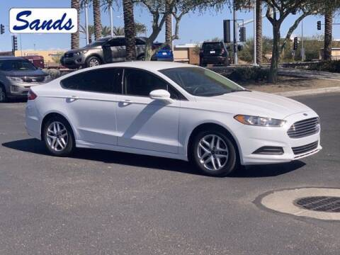 2013 Ford Fusion for sale at Sands Chevrolet in Surprise AZ