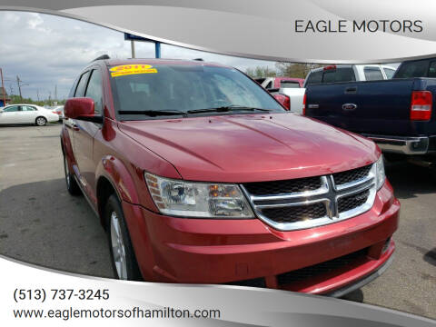 2011 Dodge Journey for sale at Eagle Motors in Hamilton OH