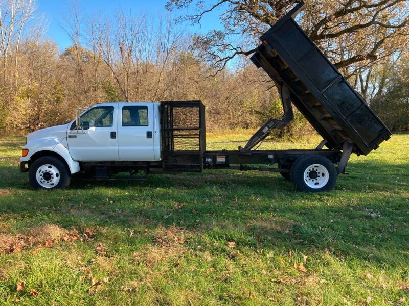 2000 Ford F650 for sale at Rustys Auto Sales - Rusty's Auto Sales in Platte City MO