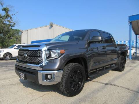 2021 Toyota Tundra for sale at Quality Investments in Tyler TX