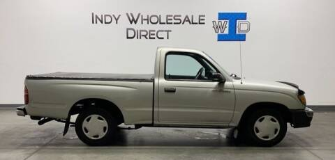 2000 Toyota Tacoma for sale at Indy Wholesale Direct in Carmel IN