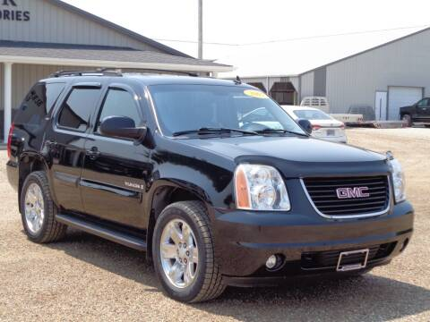 2007 GMC Yukon for sale at Burkholder Truck Sales LLC (Edina) in Edina MO