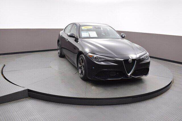 2017 Alfa Romeo Giulia for sale at Hickory Used Car Superstore in Hickory NC