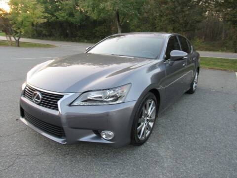 2015 Lexus GS 350 for sale at Pristine Auto Sales in Monroe NC