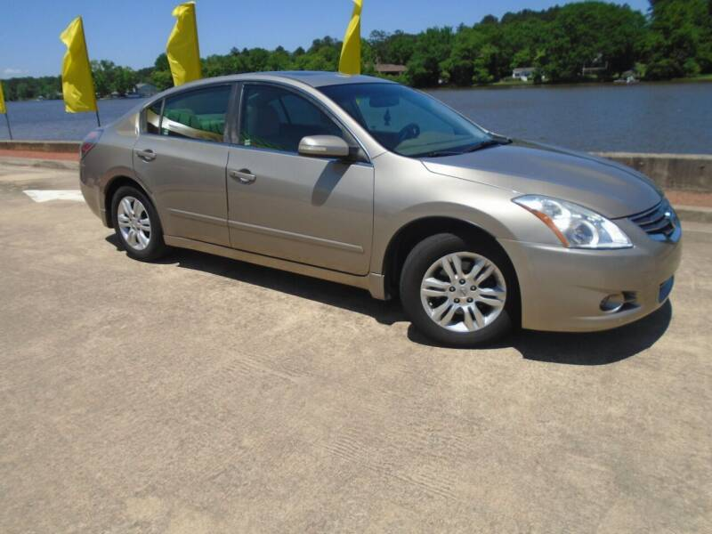 2012 Nissan Altima for sale at Lake Carroll Auto Sales in Carrollton GA