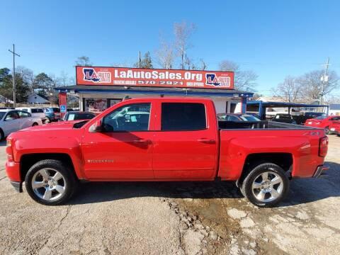 2018 Chevrolet Silverado 1500 for sale at LA Auto Sales in Monroe LA