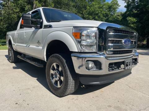 2014 Ford F-250 Super Duty for sale at Thornhill Motor Company in Lake Worth TX