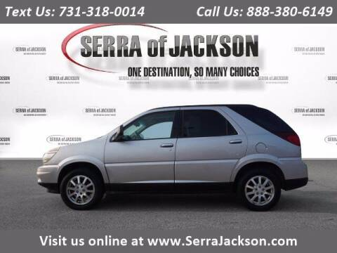 2006 Buick Rendezvous for sale at Serra Of Jackson in Jackson TN