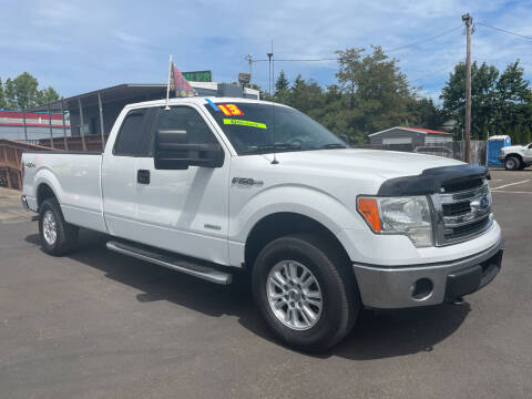 2013 Ford F-150 for sale at Low Price Auto and Truck Sales, LLC in Brooks OR