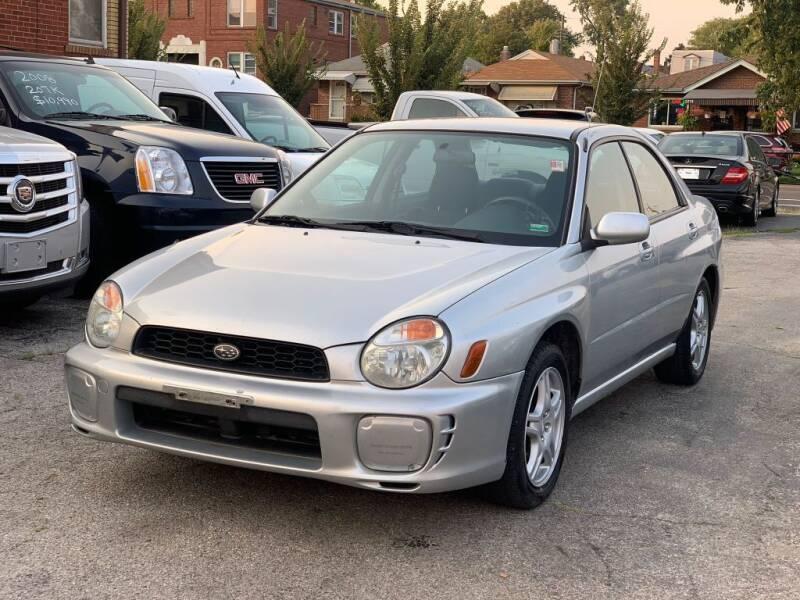 2002 Subaru Impreza for sale at IMPORT Motors in Saint Louis MO