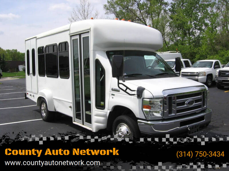 2011 Ford E-Series Chassis for sale at County Auto Network in Ballwin MO