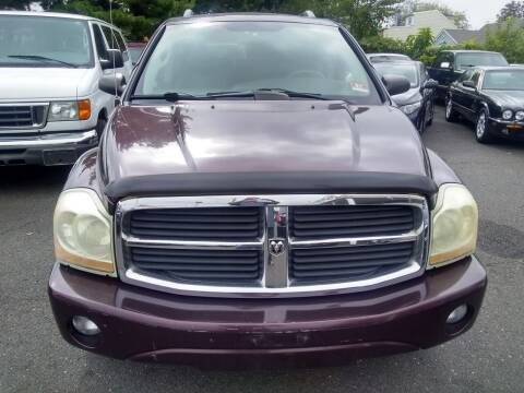 2004 Dodge Durango for sale at Wilson Investments LLC in Ewing NJ