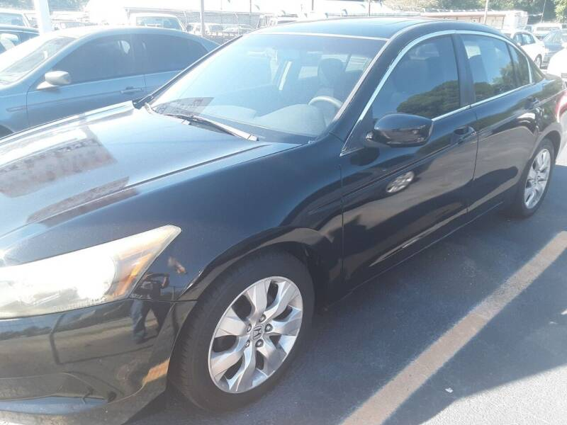 2008 Honda Accord for sale at A-1 Auto Sales in Anderson SC