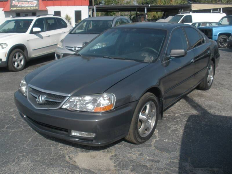 2002 Acura TL for sale in Tampa, FL