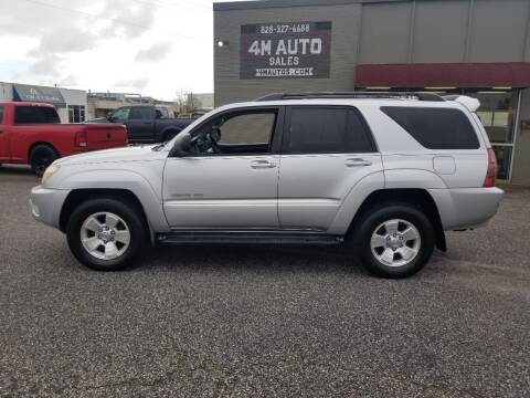 2005 Toyota 4Runner for sale at 4M Auto Sales | 828-327-6688 | 4Mautos.com in Hickory NC