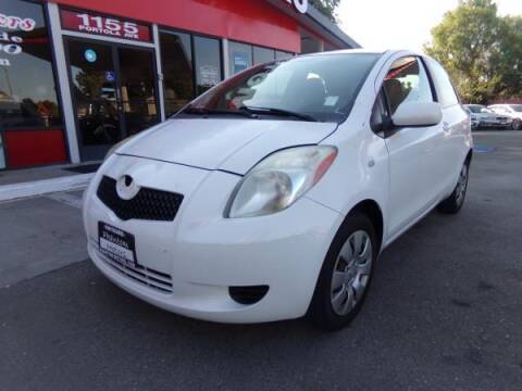 2007 Toyota Yaris for sale at Phantom Motors in Livermore CA