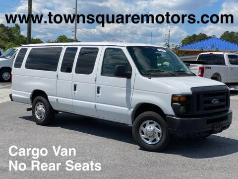 2013 Ford E-Series Cargo for sale at Town Square Motors in Lawrenceville GA