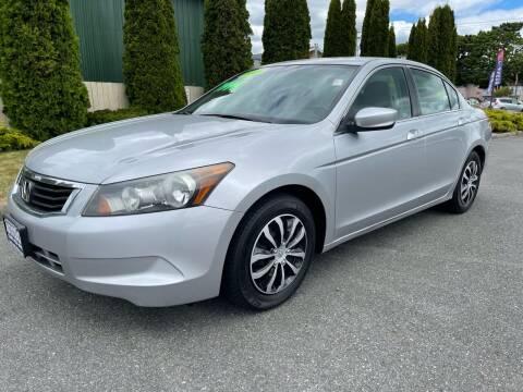 2010 Honda Accord for sale at AUTOTRACK INC in Mount Vernon WA