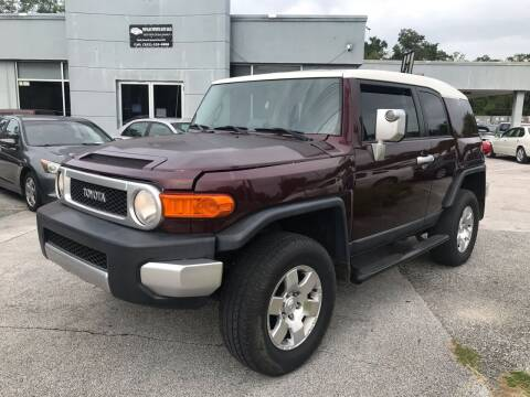 2007 Toyota FJ Cruiser for sale at Popular Imports Auto Sales in Gainesville FL