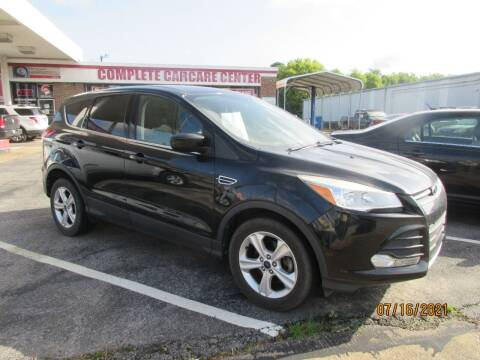 2014 Ford Escape for sale at Spartan Auto Sales in Beaumont TX