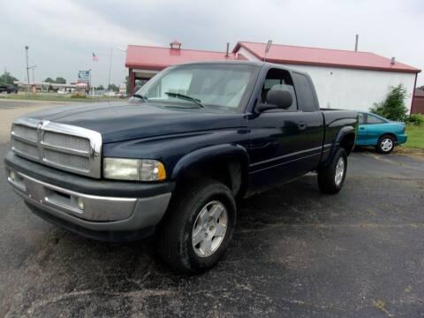 2001 Dodge Ram Pickup 1500 for sale at DAVE KNAPP USED CARS in Lapeer MI