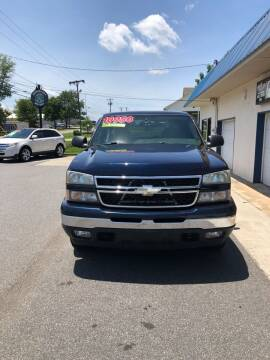 2006 Chevrolet Silverado 1500 for sale at BRIDGEPORT MOTORS in Morganton NC