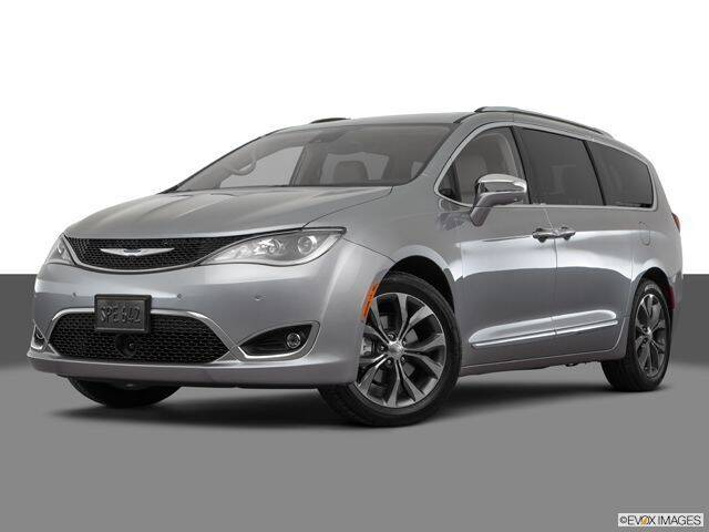 2020 Chrysler Pacifica for sale at Ideal Motor Group in Staten Island NY