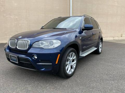 2013 BMW X5 for sale at ELITE MOTORWORKS in Portland OR