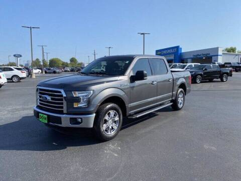 2015 Ford F-150 for sale at DOW AUTOPLEX in Mineola TX