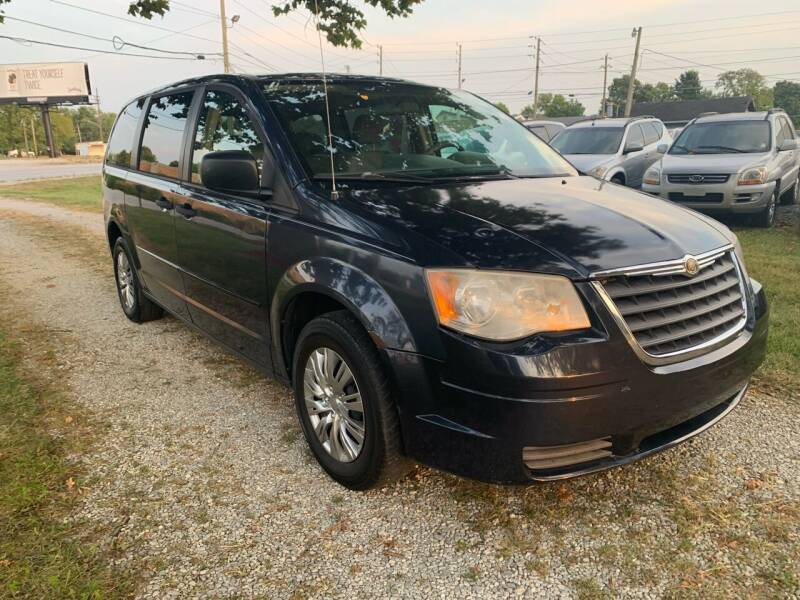 2008 Chrysler Town and Country for sale at Quality Motors Inc in Indianapolis IN