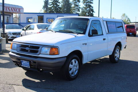 1997 Ford Ranger for sale at BAYSIDE AUTO SALES in Everett WA
