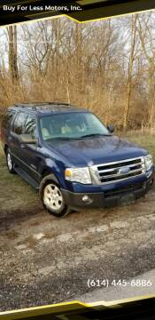 2007 Ford Expedition for sale at Buy For Less Motors, Inc. in Columbus OH