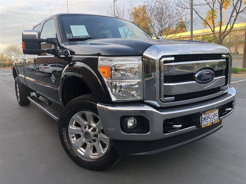 2014 Ford F-350 Super Duty for sale at Stunning Auto in Sacramento CA