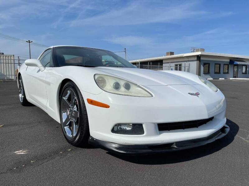 2005 Chevrolet Corvette for sale at Approved Autos in Sacramento CA