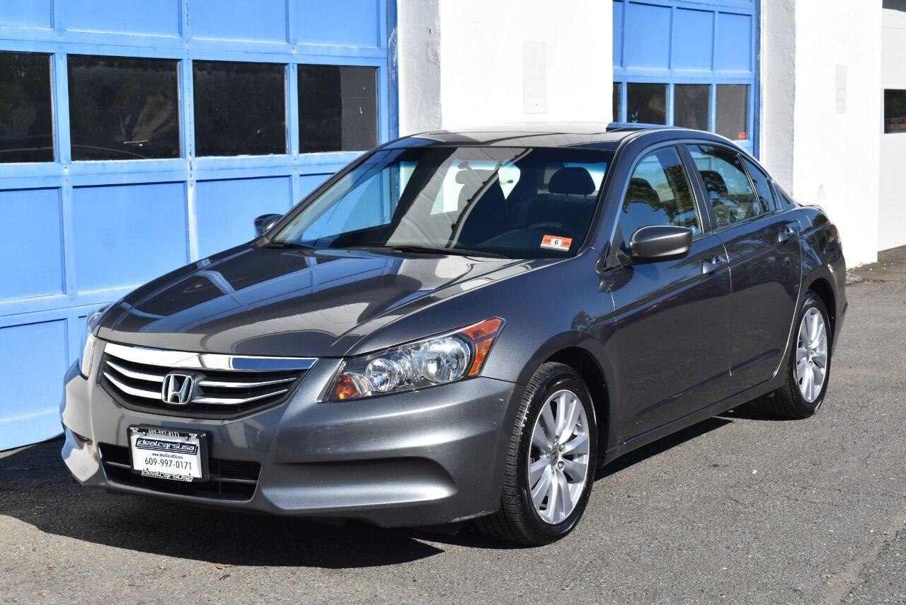 2011 Honda Accord EX 4dr Sedan 5A full