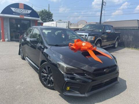 2018 Subaru WRX for sale at OTOCITY in Totowa NJ