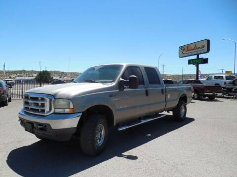 2004 Ford F-350 Super Duty for sale at Sundance Motors in Gallup NM