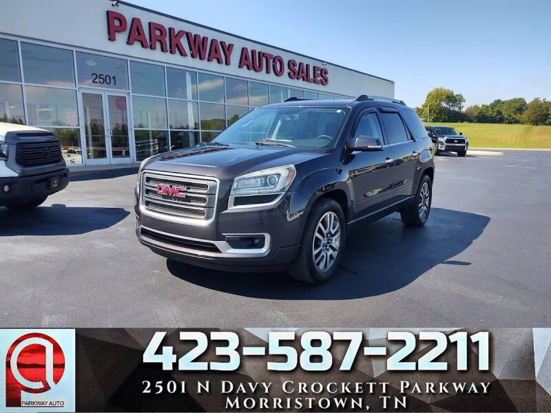 2016 GMC Acadia for sale at Parkway Auto Sales, Inc. in Morristown TN